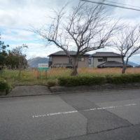 泉ヶ丘(メイン通り)売土地