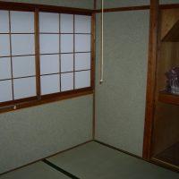 1F 和室 4.5畳(居間)