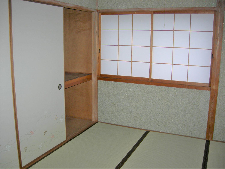2F 和室(居間)