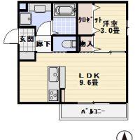 ☆新築☆ SOLUTIONSⅦ A棟105号室