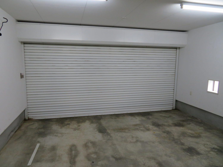 ビルトインガレージ