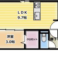 フラン・ルフレ 102号室